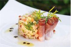 #Spezialitaeten aus #Suedtirol - Weißweinrisotto mit Speck und Apfel - Hier gibts das Rezept! #Ahrntal www.facebook.com/ahrntal.fanpage