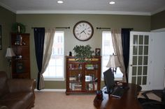 Simple How To Decorate With Dark Paint  Dark Wall Paint Colors