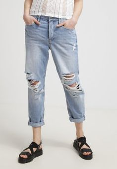 ca8042b03a7d HAYDEN - Jeansy Relaxed fit - blue denim - Zalando.pl