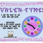 This telling time activity is aligned with Common Core Standards for 1st grade. It includes 36 time cards- each with a different digital time repre...