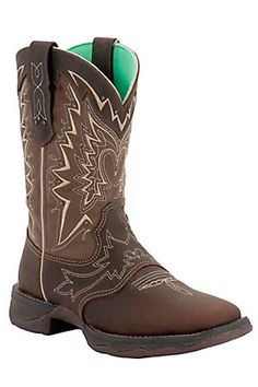 After 13 years in Texas, I finally own a pair of cowboy boots. LOVE them!!