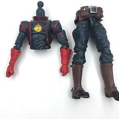 Marvel Legends Star Lord Entertainment Earth Broken Action Figure HW53: $7.99 (0 Bids) End Date: Tuesday Apr-10-2018 18:20:10 PDT Bid now |…
