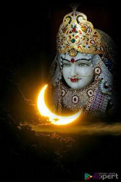 Maa Wallpaper Hd, Grey Wallpaper Iphone, Durga Ji, Durga Goddess, Durga Images, Lord Krishna Images, Shiva Lord Wallpapers, Live Wallpapers, Maa Image Hd