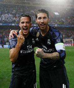 Así celebró el Real Madrid el pase a la final de Cardiff   fotos   Real Madrid CF