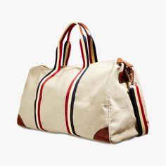 Sac Harvard, crème - MY STYLE BAG