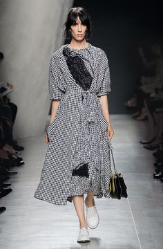#BottegaVeneta Women's Spring-Summer 2015