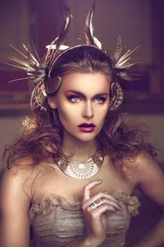 Aurora, Goddess of Dawn, by Nađa Berberović