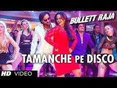 tamanche-pe-disco-lyrics-bullett-raja -  Nindy Kaur, Raftaar, RDB