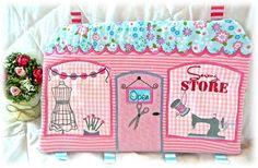 Der Stickbär | Designs und Inspiration Sewing Store Mugrug ITH Machine Embroidery from Stickbaer