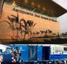 Aeropuerto de Guayaquil Bodegas de almacén temporal de carga Internacional