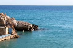 French Riviera Swimming   The Lacquerie