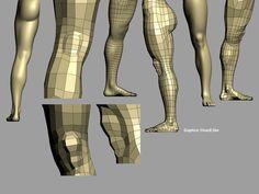#art #body #3d #hands #foot