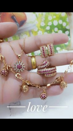 Used Gold Jewelry For Sale Jewelry Design Earrings, Gold Earrings Designs, Gold Designs, Beaded Jewelry Designs, Jewelry Stand, Necklace Designs, Gold Bangles Design, Gold Jewellery Design, Gold Jewelry Simple