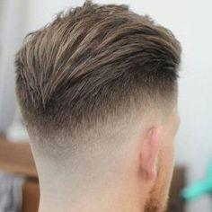 Drop Fade Haircuts For Men