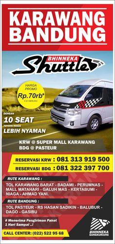 Informasi Bhinneka Shuttle Karawang - Bandung  #bhinneka #shuttle #karawang #bandung  #toyota #hiace