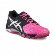 All Rounder Hockey Hockey Shoes, Women's Hockey, Asics, Hot Pink, Sneakers, Tennis, Slippers, Pink, Sneaker