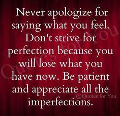 Just Saying!!