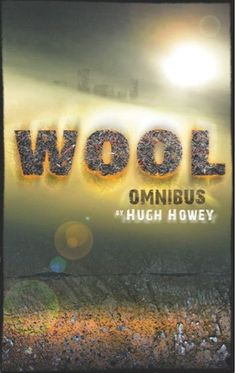 Wool. My new reading addiction is apparently Post-Apoc Sci Fi....I'm sunk now. Fantastic book! Reading Number 6 right now