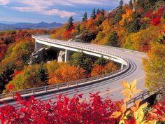 Blue Ridge Parkway - North Carolina