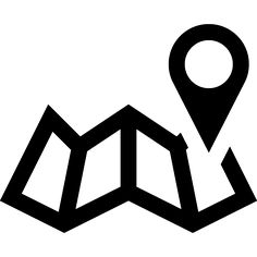 Map 8 Icon - Free Icons