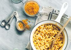 Vegan mac n cheese mix by Miyoko Schinner