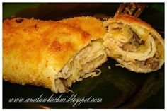 Anula w kuchni: Krokiety z kapustą i grzybami