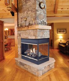 Fireplace  scale down our fireplace wall and make Mackenzie's current room the family room, open up kitchen to dining & make addition their bedrooms?!