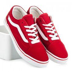 ed357e2d50bea Dámské tenisky VCS new collection Blameten červené – červená Máte rádi,  když můžete vyrazit na