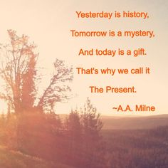 A.A. Milne Quotes <3