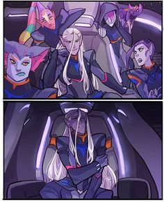 I'm excited to see Lotor's character development