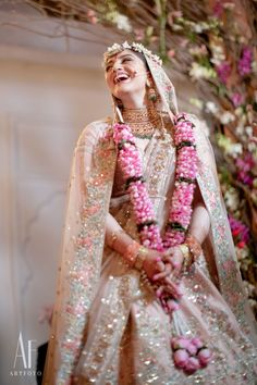 These High-School Sweethearts Tied The Knot At Fairmont Hotel, Jaipur! – WedBook Bridal Poses, Bridal Photoshoot, Indian Bridal Outfits, Indian Bridal Fashion, Wedding Dresses For Girls, Bridal Dresses, Indian Wedding Photography Poses, Indian Bridesmaids, Designer Bridal Lehenga