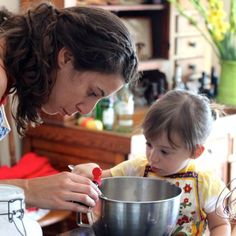 Cooking with little ones:  craftingconnections.net