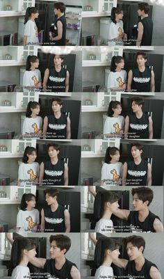 😂😂😂❤❤❤ ahhhh this one is my fav part Anime Love Couple, Best Couple, Cute Love Stories, Love Story, Yang Yang Actor, All Korean Drama, Anime Cupples, Chines Drama, Drama Funny