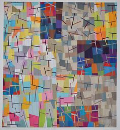 Facets by Erica WAASER (Germany).  Patchwork Europe.