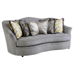 A.R.T. Furniture Amanda Sterling Sofa | from hayneedle.com