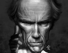 """Check out new work on my @Behance portfolio: """"Clint"""" http://be.net/gallery/48060449/Clint"""
