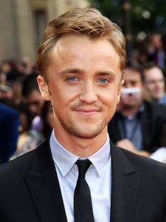 Tom Felton, I'll be by myself this weekend. Don't worry, I'll leave my door open.