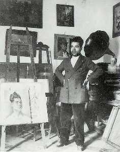Pintor Pedro Flores, Murcia integra.servlets.Imagenes 236×300 píxeles Murcia, Light And Shadow, Antique, 19th Century, Antique Photos, Buildings, City, Blanco Y Negro, Flowers