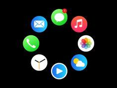 Apple Watch icons (Freebie)