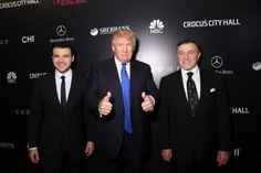 Trump's Long Romance With Russia -Trump the Traitor