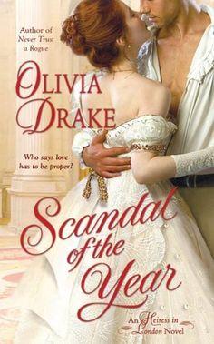 Olivia Drake - Scandal of the Year