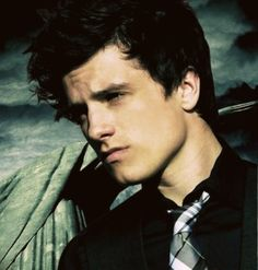 What's up with everybody loving this guy? I love the movie the hunger games but seriously everybody loves him!