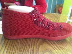 Hand made shoe