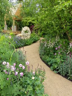 The M&G garden at the Chelsea Flower Show