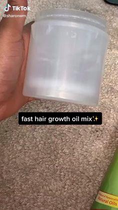 Natural Hair Growth Tips, Natural Hair Tutorials, Hair Growth Oil, Natural Hair Styles, Gel For Natural Hair, Natural Hair Transitioning, Hair Growing Tips, Grow Hair, Cabello Afro Natural