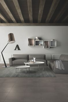 Linea Ecogres, serie Feel, by Casalgrande Padana. #CasalgrandePadana #architecture #design #interiordesign #ceramics #ceramica #floor #pavimenti
