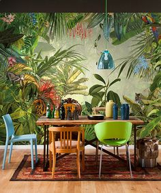 Another great find on #zulily! Into the Wild Wall Mural by Brewster Home Fashions #zulilyfinds