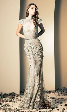 Ziad Nakad 2014 Haute Couture Collection @Maysociety