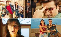 Jagga Jasoos song Ullu Ka Pattha: Ranbir Kapoor, Katrina Kaif shot this song after break-up, watch video