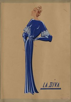 Синий ланвен.: la_gatta_ciara